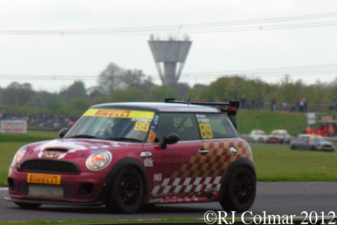 Mini Challenge, MTVL, Castle Combe, Race 4