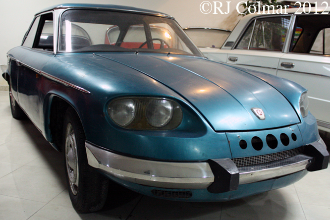 Panhard 24 bt, Malta Classic Car Collection