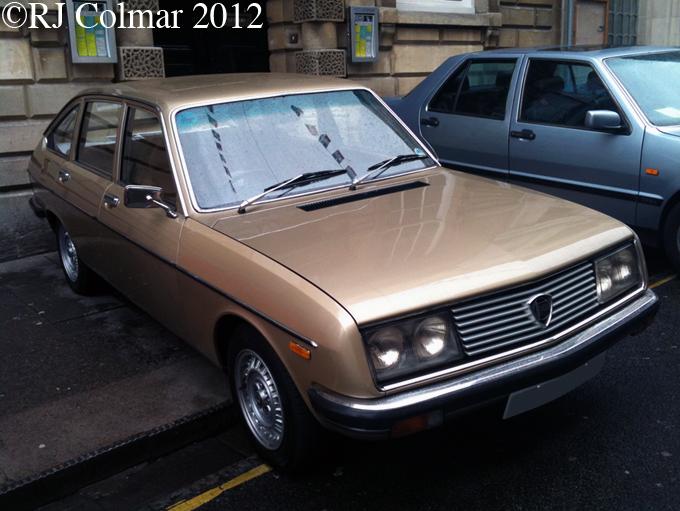 Lancia Beta, BIAMF
