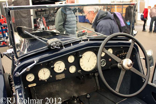 MG 18/80 Mk II Prototype, Bristol Classic Car Show