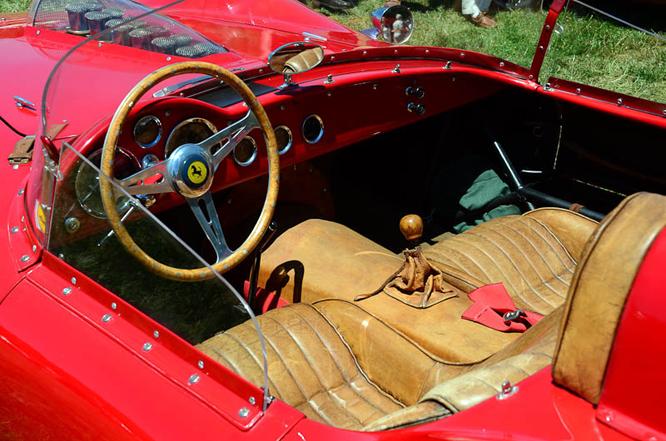 Ferrari 330 GT, Marin Sanoma C D'E
