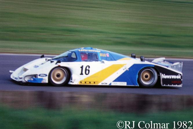 Lola T610, Silverstone