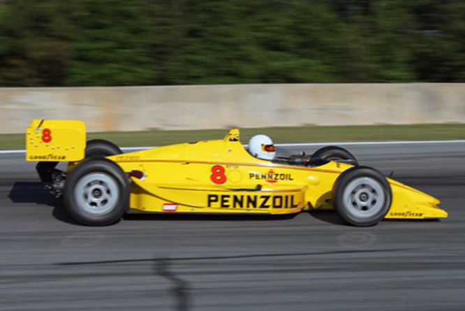 Penske PC17, Road Atlanta, Classic Motorsport Mitty
