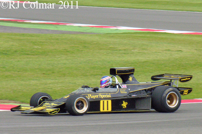 Lotus 76, Goodwood FoS