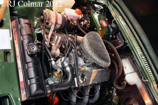 Uren Ford Cortina Mk III Savage, Bristol Classic Car Show