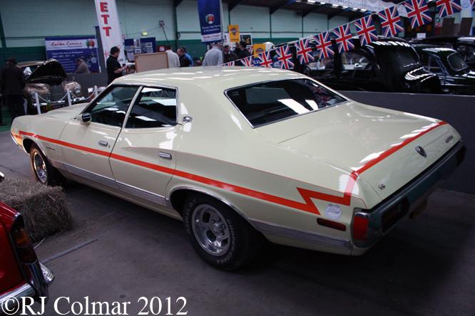 Ford Gran Torino, Bristol Classic Car Show