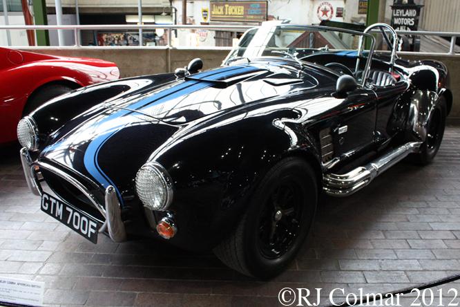 AC Shelby Cobra, NMM Bealieu