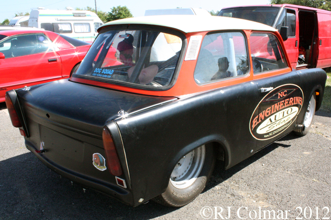 Trabant 601, Shakespeare County Raceway