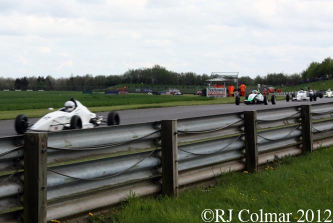 Startline FF1600, MTVL, Castle Combe Race 8