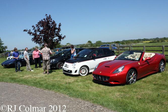 Ferrari, FIAT, Maserati, Lancia, Middle Barton Garage