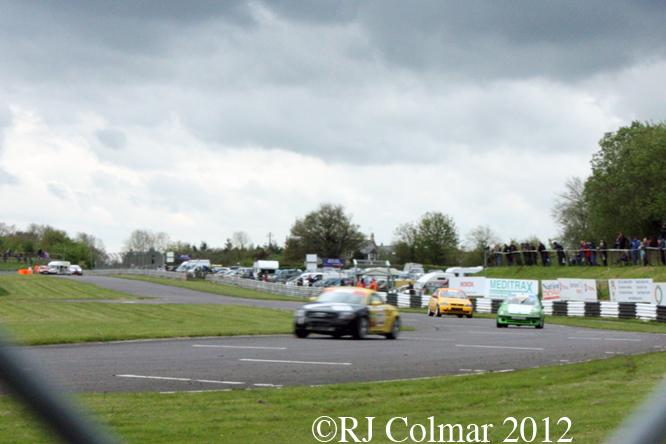 National Mobile Windscreen Saloon Cars, MTVL, Castle Combe, Race 10