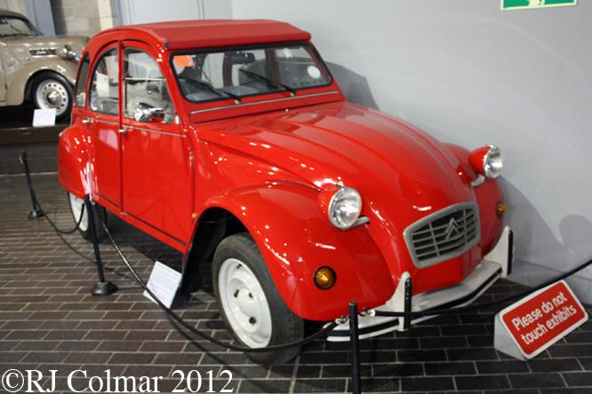 Citroën 2CV6 Special, NMM Bealieu