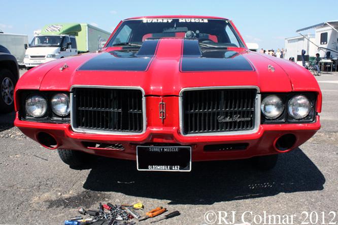 Hurst Oldsmobile, Shakespeare County Raceway