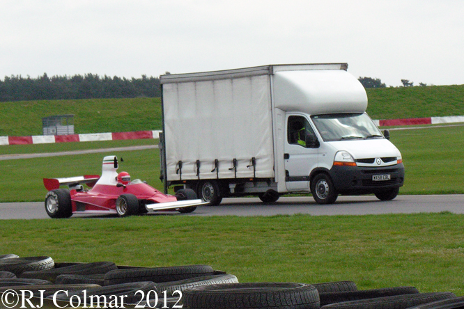 Rush Set, Snetterton