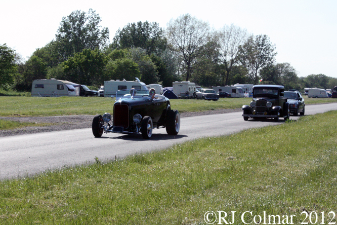 Ford High Boy Roadster, Shakespeare County Raceway