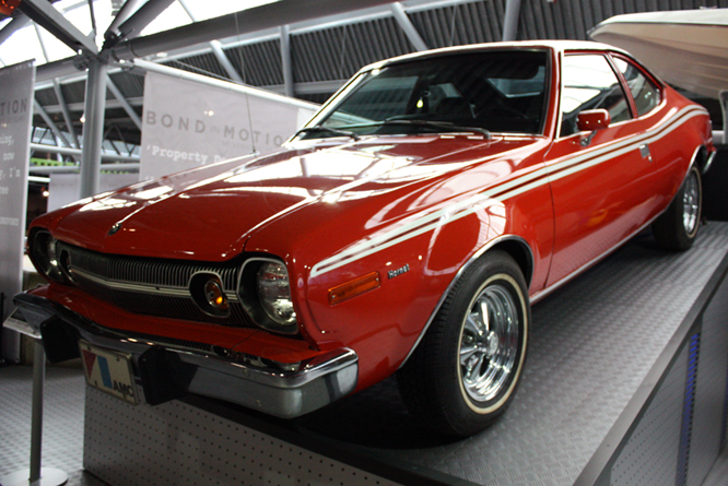 AMC Hornet, The Man With The Golden Gun, Bond In Motion, Beaulieu