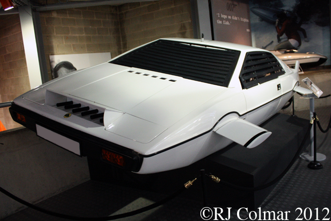 Lotus Esprit, Wet Nellie, The Spy Who Loved Me, Bond In Motion, Beaulieu