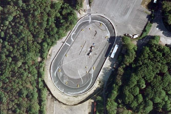 Aldershot, Raceway