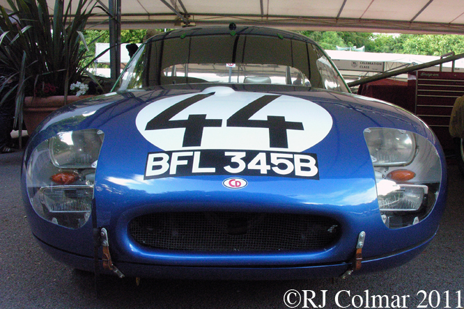 CD Panhard 3, Goodwood FoS