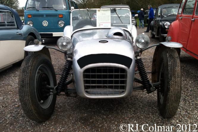 Lotus VI, Bristol Classic Car Show
