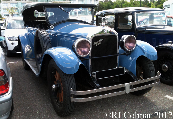 Hupmobile Eight, Brooklands Double Twelve