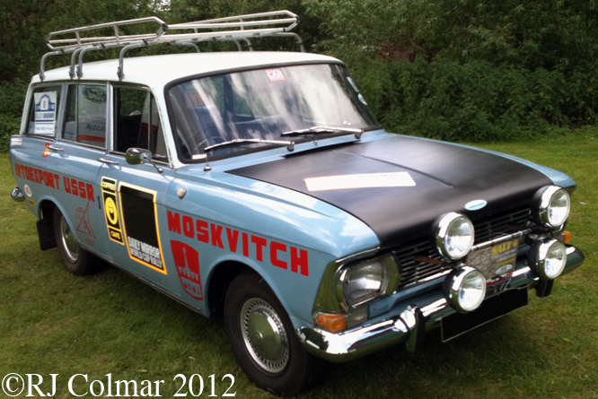 Moskvich Scaldia 427, Double Twelve Brooklands