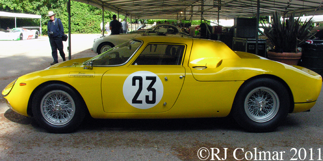 Ferrari 250 LM, Goodwood FoS