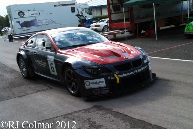 BMW E63 M6, Douglas Watson, Jubilee Race Day, Castle Combe