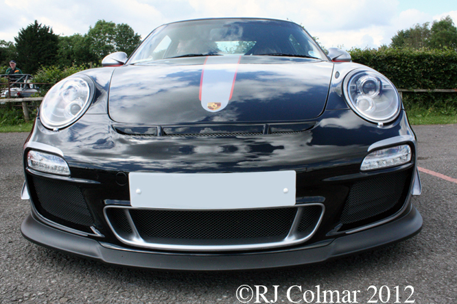 Porsche 997 GT3 4.0, BMC Family Clubs Day, Castle Combe