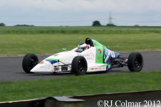 Spectrum 10b, Ben Norton, Jubilee Race Day, Castle Combe