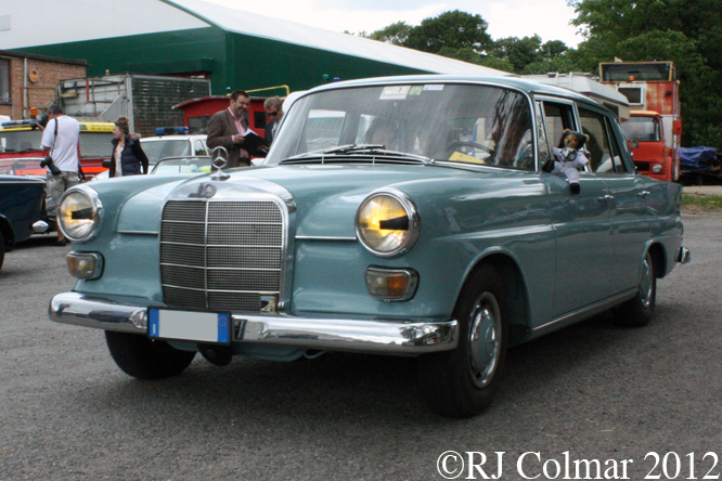 Mercedes Benz, 230, Brooklands, Double Twelve