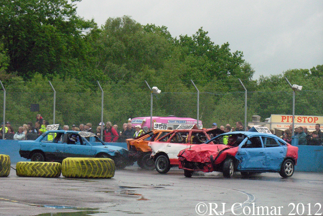 Mazda, Ford, Honda, Aldershot, Raceway