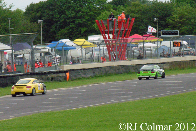 Castle Combe Saloon Car Championship, Jubilee Race Day, Castle Combe