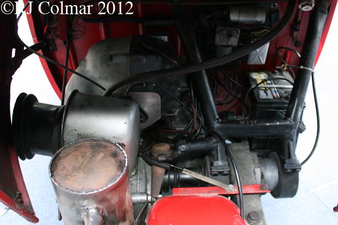 Messerschmitt KR200, Bristol Classic Car Show
