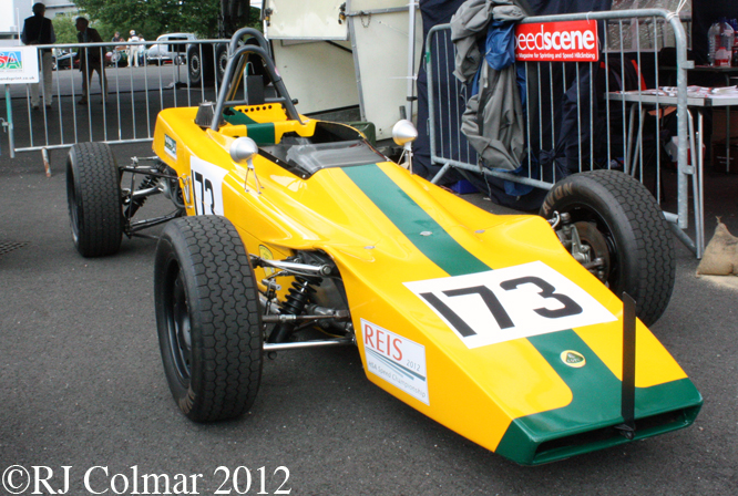 Lotus 61, Brooklands, Double Twelve