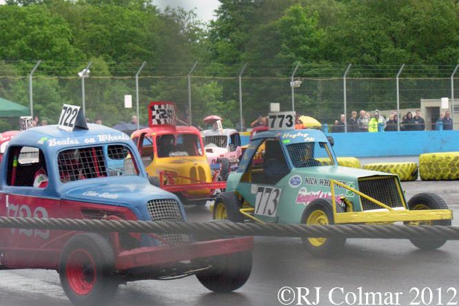 Mick, Whitney, Andy, Webb, Heritage, F2, Aldershot, Raceway