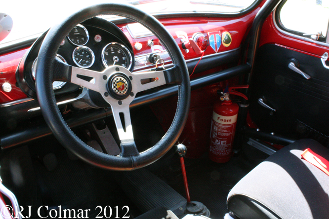 Tornado FIAT 600D GT Lotus Twin Cam, Middle Barton Garage