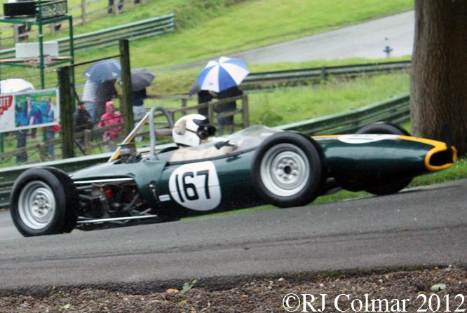 Lotus 51A Ford, Prescott