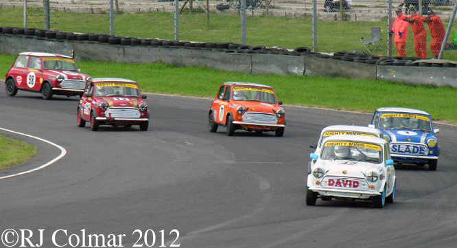 Mighty Mini's, Jubilee Race Day, Castle Combe
