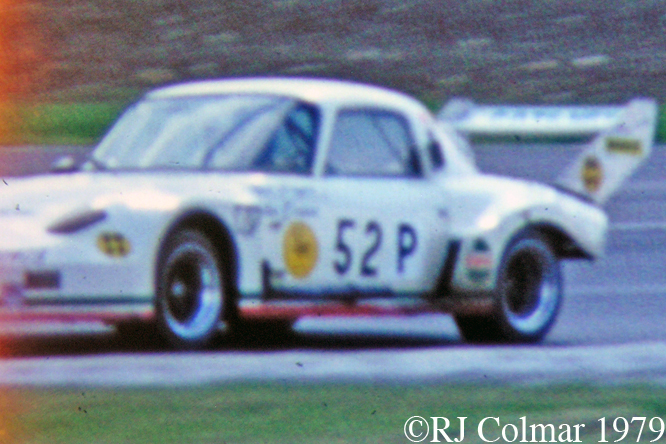 Lotus Elan, Ark Racing, Silverstone