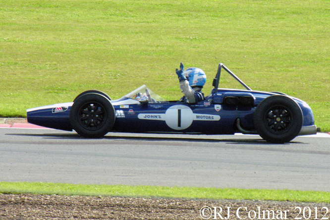 Cooper T59, Silverstone Classic