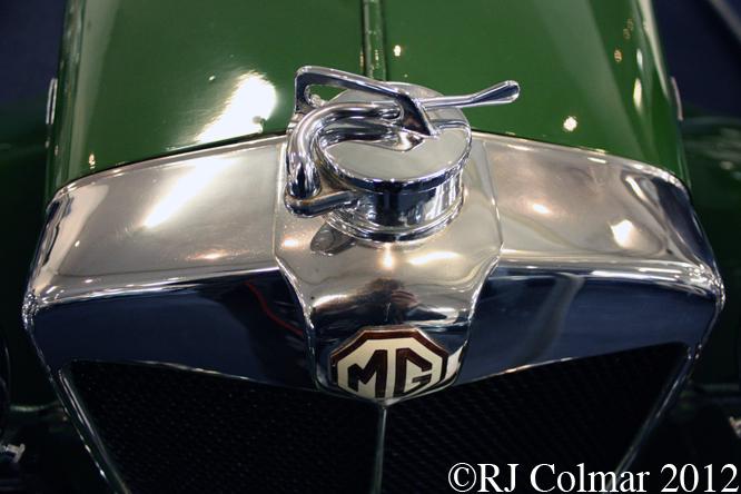 MG PA, Race Retro