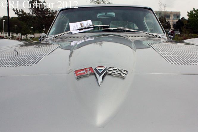 Chevrolet Corvette Stingray Coupé, Brooklands Auto Italia