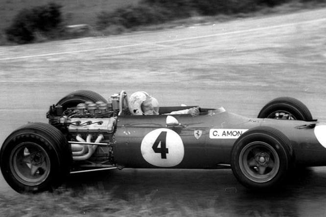 Chris Amon, Ferrari, Dino, 166/246, Longford, Tasmania