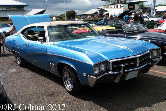 Buick Skylark, Castle Combe C&SCAD