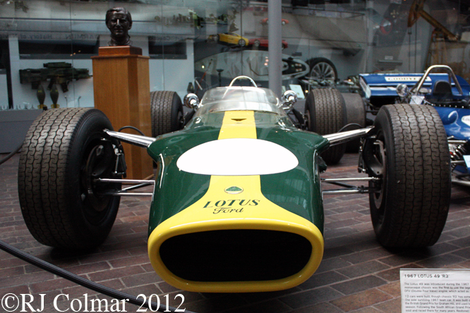 Lotus 49, National Motor Museum Beaulieu