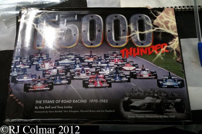 F5000 Thunder, Silverstone Classic