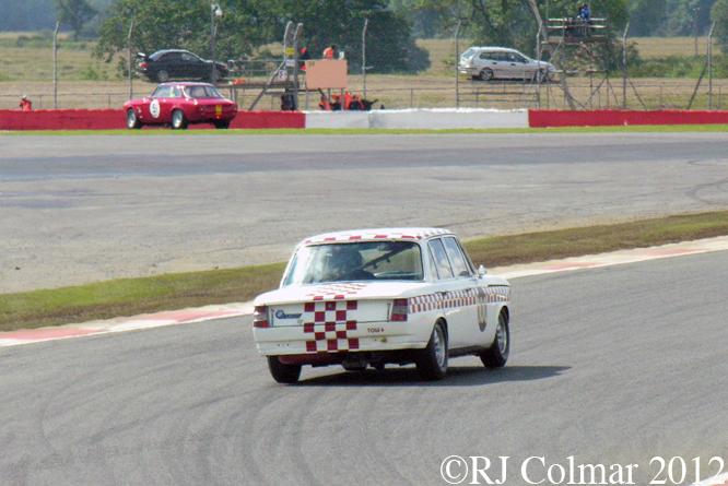 BMW 1800 TiSA, Silverstone Classic