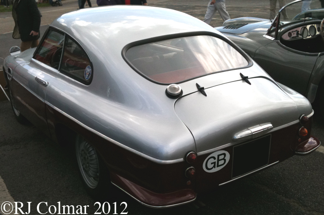 DB Panhard HBR 5, Brooklands Double Twelve