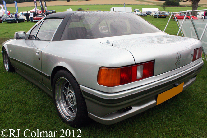 AC (Brooklands) Ace 1986 Concept, Classics at the Castle, Sherborne Castle